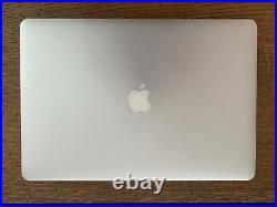 MacBook Pro (15-inch, Mid 2012) Retina 512GB 2.3 GHz Quad-Core Intel Core i7 SSD