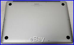 MacBook Pro 15-inch Retina Display Core i7 2.20GHz 128GB SSD 16GB RAM Mid 2014