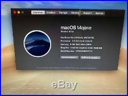 MacBook Pro A1278 13.3 Mid 2012 Core i5 2.5Ghz 8GB 128GB SSD Mojave
