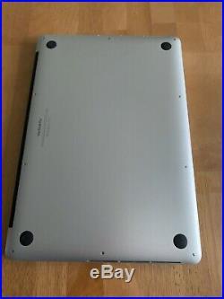 MacBook Pro Mid 2015 256Gig SSD 16Gig RAM 15 Retina Display 2.5Ghz i7 SEE DESC