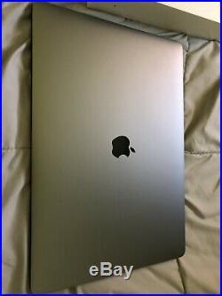 MacBook Pro Mid-2018 15 Inch (256GB, i7 8th Gen 2.2Ghz, 16GB Ram) Space Gray