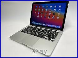 MacBook Pro Retina 13 Inch (Mid 2014) i5 2.6GHz 8GB RAM 128GB SSD Big Sur A1502