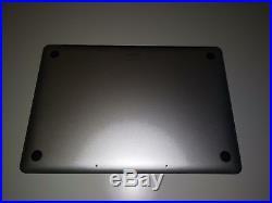MacBook Pro (Retina, 15.4-inch, Mid 2015) 2.2 GHz i7 16GB 256GB SSD