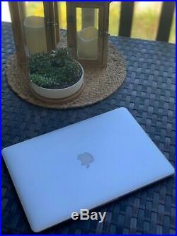 MacBook Pro Retina 15.4-inch (Mid-2015) core i7 2.5 GHz, 16GB RAM, 512 GB SSD