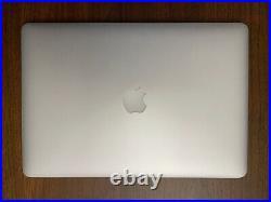 MacBook Pro Retina 15 Core i7 2.5 GHZ Mid-2014 512GB SSD 16GB RAM NVIDIA GFX