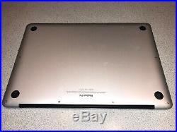 MacBook Pro Retina 15-Inch, Mid-2012, 2.6GHz i7, 16GB, 500 SSD Solid State FAST