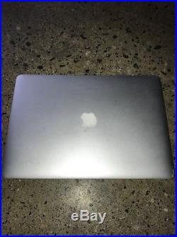 MacBook Pro (Retina, 15-Inch, Mid 2015) USED