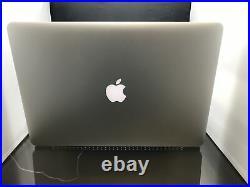 MacBook Pro Retina 15 Mid 2015 1TB SSD 16GB 2.8GHZ READ AD