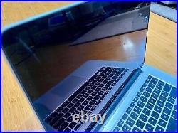 MacBook Pro (Retina 15 Mid 2015) 2.5GHZ CORE i7 16GB RAM 512GB A1398 GREAT