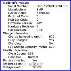 MacBook Pro Retina 15 Mid-2015 Laptop i7 2.8GHz 1TB SSD 16GB RAM R9 Graphics