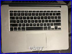 MacBook Pro (Retina, 15-inch, Mid 2015)