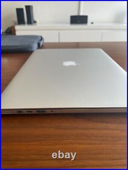 MacBook Pro Retina 15-inch Mid-2015 16GB RAM 500GB SSD Intel Core i7