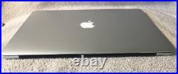 MacBook Pro Retina 15-inch Mid-2015 16GB RAM 500GB SSD Intel Core i7 MJLQ2LL/A