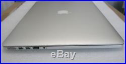 MacBook Pro Retina 15-inch Mid 2015 2.5GHz Intel Core i7 16GB 500GB SSD Mojave