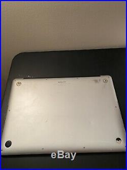 MacBook Pro Retina 15-inch, Mid 2015 SCREEN BROKEN CRACKED BAD LCD