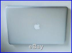 MacBook Pro (Retina, 15-inch, Mid 2015) Silver Optimal Condition