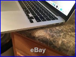 MacBook Pro(Retina Mid 2014 13) MGX72LL/A 2.6GHz Core i5 8GB 128GB