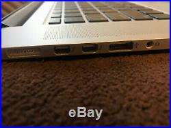 MacBook Pro (Retina) Mid 2015 15 2.8 GHz i7 1TB SSD 16GB RAM Office 2011