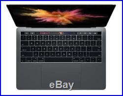 MacBook Pro i7 2.8GHz 15 (Mid 2017) 16GB RAM 512GB SSD Space Gray Grade B