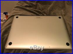 MacBook Pro retina 15-inch mid 2014 16GB RAM 2.2 gHZ