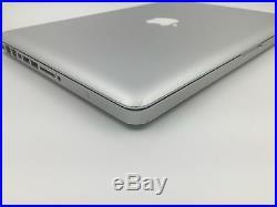 MacBook pro 2.26GHz Core 2 Duo 13 8GB RAM 160GB (MB990LL/A) (Mid 2009)