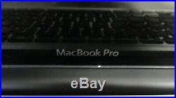 Macbook Pro 13 MID 2012 I5 2.5ghz, 500gb 4gb 1600mhz, A1278, Mojave (4d4.61. Jk)