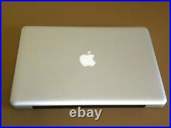 Macbook Pro 13 Mid 2012 i7 2.9GHz CHOOSE 250GB SSD or 1TB HDD 8GB Catalina