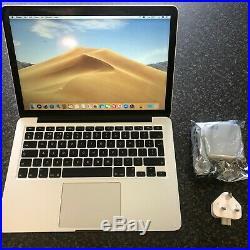 Macbook Pro 13 Mid 2014 Mojave 2.6Ghz Intel Core i5 8Gb Ram 128GB SSD Vat & Wty