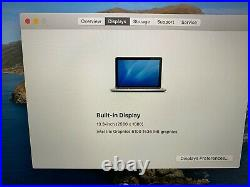 Macbook Pro 13' Mid-2015, 3.1ghz i7, 16gb Ram, 500gb Flash, great conditiion