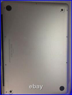 Macbook Pro 13 (Unibody, Mid 2012) 2.6 GHz Intel Core i7 Model A1398 256Gb Ssd