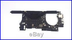Macbook Pro 15 A1398 I7-4770HQ Logic Board 16GB Mid 2015 820-00138-A 661-02524