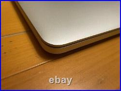Macbook Pro 15-Inch Retina Mid-2012 / 2.6GHz i7 / 8GB RAM / 512GB SSD / Dual GPU