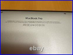 Macbook Pro 15-Inch Retina Mid-2012 / i7 2.3GHz / 8GB RAM / 512GB SSD / Dual GPU