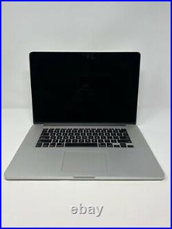 Macbook Pro 15 Mid 2015 2.8GHz Intel Quad Core i7 with 16GB RAM and 500GB SSD