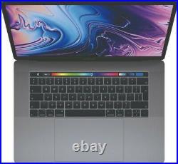 Macbook Pro 15 Mid 2018 256GB 2.2 GHz Intel Core i7 16GB 2400 MHz DDR4