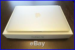 Macbook Pro 15 Retina Display Mid 2015 251GB ORIGINAL BOX INCLUDED