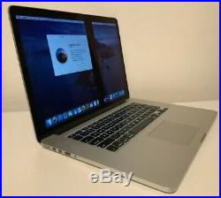 Macbook Pro 15-inch, Mid 2015, 2.2GHz Intel Core i7-16GB RAM, 256gb SSD CRACKED