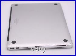 Macbook Pro MGXA2LL/A 250GB 2.2Ghz Intel Core i7 16GB MId 2014 15.4in