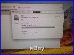 Macbook Pro Mid 2010 15 Inc i5 8 RAM 1TB SSD+HDD