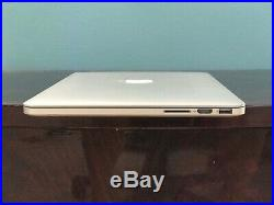 Macbook Pro Retia 13 A1502 MID 2015 I5 2.7ghz, 8g Ram, 256g Ssd, Os Catalina