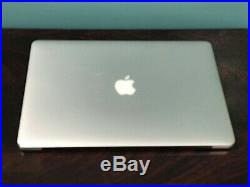 Macbook Pro Retia, 15 MID 2015 I7 2.2ghz, 16g Ram, 256g Ssd, Mojave, Win8.1