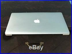 Macbook Pro Retia A1398 15 MID 2015, I7 2.2ghz, 16g Ram, 256g Ssd, Os Catalina