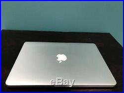 Macbook Pro Retia A1502 13.3 MID 2014, I5 2.6ghz, 8g Ram, 256g Ssd, Mojave, Win8.1