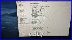Macbook Pro Retina 15 Mid 2014 i7-4870HQ 2.5GHz 16GB RAM 512GB SSD IG