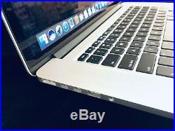 Macbook Pro Retina 15 (Mid 2015) i7 2.2Ghz 256SSD 16GB B Grade Warranty