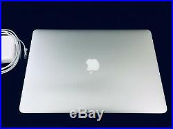 Macbook Pro Retina 15 (Mid 2015) i7 2.5Ghz 512SSD 16GB B Grade Warranty