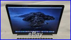 Macbook Pro Retina 15 Mid 2015 i7-4870HQ 2.5GHz 16GB RAM 512GB SSD IG