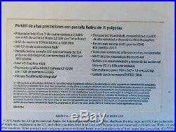 Macbook Pro Retina 15 i7 256GB Mid 2012- Battery 20%