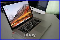 Macbook Pro Retina 15-inch mid 2015 16GB / 256GB SSD (Excellent Condition)