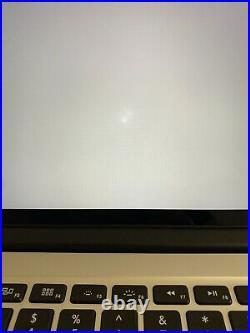 Macbook Pro (Retina 15-inch mid 2015) 2.8 GHz, i7, 16 GB DDR3, 500 GB SSD